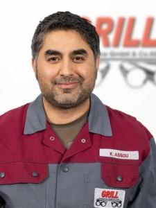 Autohaus Grill KFZ-Mechaniker Khalaf Assou